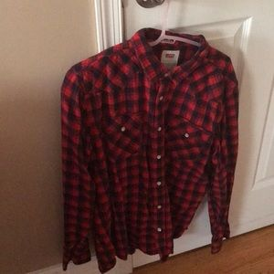 Levi's Casual Button-Up